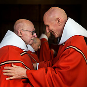 Moment of fraternal life within the monastic community of Solesmes. 03-05-16 <br /> Moment de vie fraternelle au sein de la communauté monastique de Solesmes. 03-05-16
