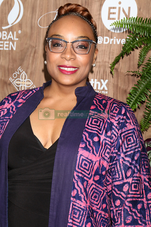 February 20, 2019 - Beverly Hills, CA, USA - LOS ANGELES - FEB 20:  Tammy Palmer at the Global Green 2019 Pre-Oscar Gala at the Four Seasons Hotel on February 20, 2019 in Beverly Hills, CA (Credit Image: © Kay Blake/ZUMA Wire)