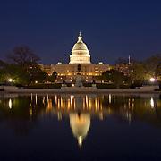 US Capitol Building, Capitol Hill, Washington DC, USA
