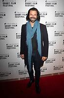 Christian Vit at the TriForce Short Film Festival gala ceremony, BFI Southbank, London, UK - 30 Nov 2019