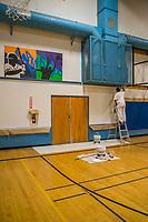 Third Shift Maintenance Crew, South Park Community Center