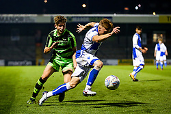 James Spruce of Bristol Rovers U18 - Rogan/JMP - 02/11/2017 - FOOTBALL - Memorial Stadium - Bristol, England - Bristol Rovers U18 v Forest Green Rovers U18 - FA Youth Cup 1st Round.