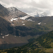 """Hidden Lake"" below Logan Pass, Glacier National Park, Wyoming"