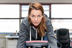 14-02-2019: Wielrennen: Zoetemelk Pro indoorcycling: Roelofarendsveen<br /> Diane Valkenburg