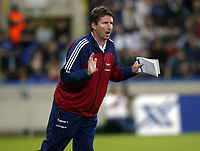 Fotball<br /> Treningskamp 26.07.2003<br /> Brugge / Brügge v Monaco<br /> Trond Sollied<br /> Foto: Nico Vereecken, Digitalsport
