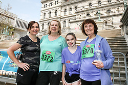 Freihofer's Run For Women 5K road race<br /> 1.  TEAM MORRISSEY WHEATLEY                 <br />             26:34   59:34 1:06:25 1:06:43 = 3:39:16<br />          Colleen Morrissey-Wheatley 46, Eve Wheatley 12, Nancy Morrissey 88,<br />          Carey Morrissey 67