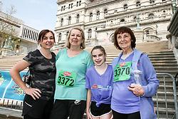 Freihofer's Run For Women 5K road race<br /> 1.  TEAM MORRISSEY WHEATLEY                 <br />             26:34   59:34 1:06:25 1:06:43 = 3:39:16<br />          Colleen Morrissey-Wheatley 46, Eve Wheatley 12, Nancy Morrissey 88,<br />          Carey Morrissey 67