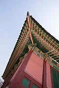 Changdeokgung Palace.