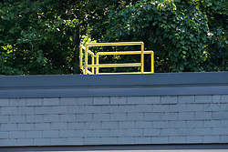 Roof Replacement For Lower Fairfield Center 148 Silvermine Avenue Norwalk, CT<br /> Connecticut State Project No: BI-NN-673<br /> Architect: Kenneth Boroson Architects, LLC  Contractor: Greenwood Industries, Inc<br /> James R Anderson Photography New Haven CT photog.com<br /> Date of Photograph: 30 June 2016<br /> Camera View: 20 - Building 2