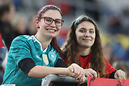 Supporters Germany during the International Friendly Game football match between Germany and Spain on march 23, 2018 at Esprit-Arena in Dusseldorf, Germany - Photo Laurent Lairys / ProSportsImages / DPPI