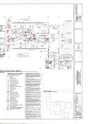 Sarah Gibbons Middle School Pre-Demolition Documentation. Key Plan Number 4 of 15