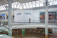 Retail interior image of the Mall in Columbia by Jeffrey Sauers of Commercial Photographics In Washington DC, Virginia to Florida and PA to New England