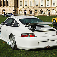 Porsche 996 GR3 Cup at Rennsport Collective at Stowe House, Buckinghamshire, UK, on 1 November 2020