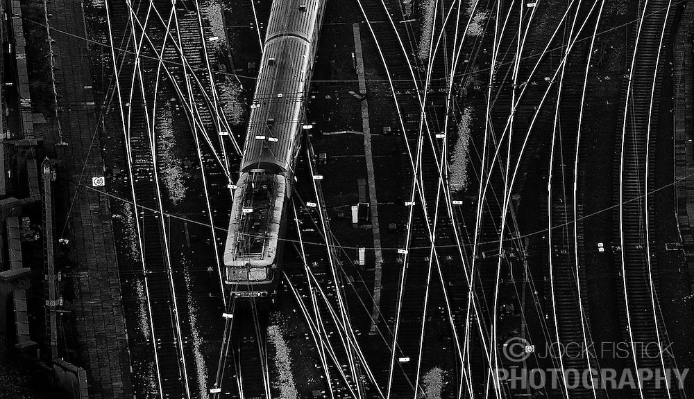 Gare du Nord - Bruxelles.<br /> (Photo © Jock Fistick)