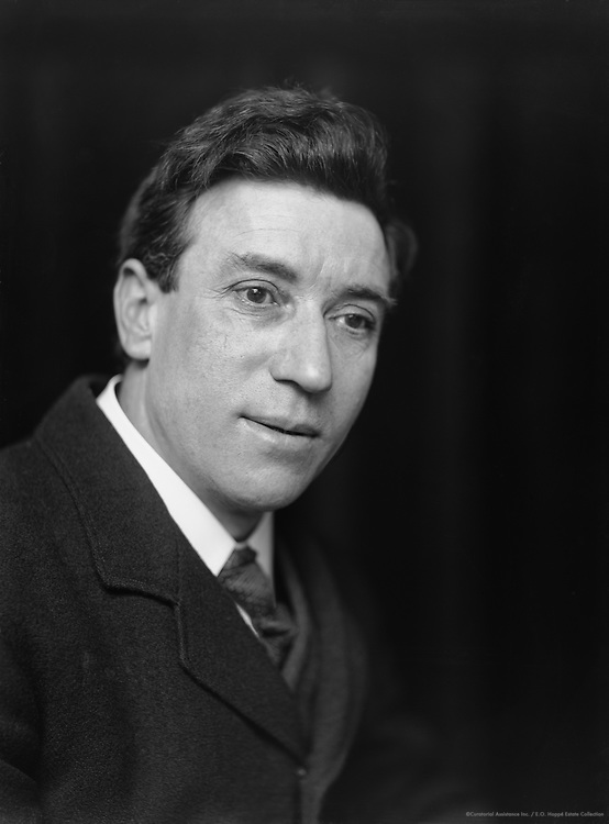 W.H. Davies, Welsh Poet, 1917