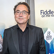 NLD/Amsterdam/20171105 - première Fiddler on the Roof, Fred Boot