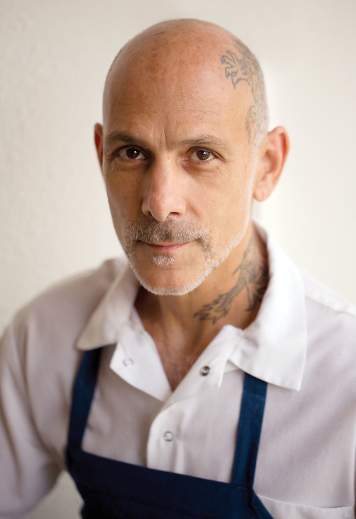 Chef and co-owner Magdiale Wolmark of Till for the Crave Top Ten. (Will Shilling/Crave)