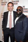 NEW YORK, NEW YORK-JUNE 4: (L-R) Peter W. Kunhardt, Jr., Executive Director, Gordon Parks Foundation and Recording Artist Black Thought of The ROOTS attend the 2019 Gordon Parks Foundation Awards Dinner and Auction Red Carpet celebrating the Arts & Social Justice held at Cipriani 42nd Street on June 4, 2019 in New York City.  (photo by terrence jennings/terrencejennings.com)
