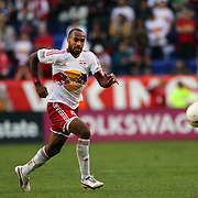 Thierry Henry, New York Red Bulls, in action during the New York Red Bulls V Chicago Fire Major League Soccer regular season match at Red Bull Arena, Harrison. New Jersey. USA. 6th October 2012. Photo Tim Clayton