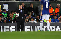 Football - 2017 / 2018 UEFA Europa League - Group E: Everton vs. Apollon Limassol<br /> <br /> Everton manager Ronald Koeman at Goodison Park.<br /> <br /> COLORSPORT/LYNNE CAMERON