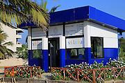 Police Life Saving Unit building, Pasikudah Bay, Eastern Province, Sri Lanka, Asia