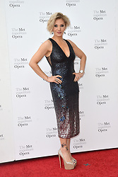 September 24, 2018 - New York, NY, USA - September 24, 2018  New York City..Orfeh attending Metropolitan Opera Opening Night at Lincoln Center on September 24, 2018 in New York City. (Credit Image: © Kristin Callahan/Ace Pictures via ZUMA Press)