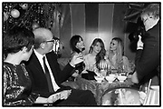 DAISY LOWE, FLORENCE WELCH; LAURA BAILEY, Nick Cave and the Bad Seeds with The Vampire's Wife and Matchesfashion.com party to celebrate the end of their 2017 World tour. Lou lou's. Hertford St. Mayfair.