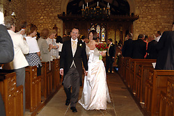 Church wedding UK