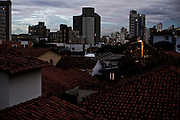 Belo Horizonte_MG, Brasil...Predios e casas no bairro Serra em Belo Horizonte...Buildings and houses in Serra neighborhood in Belo Horizonte..Foto: JOAO MARCOS ROSA / NITRO