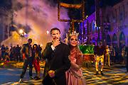 Aerosmith's Steven Tyler at Universal Orlando Resort's Halloween Horror Nights, For Universal Orlando Resort