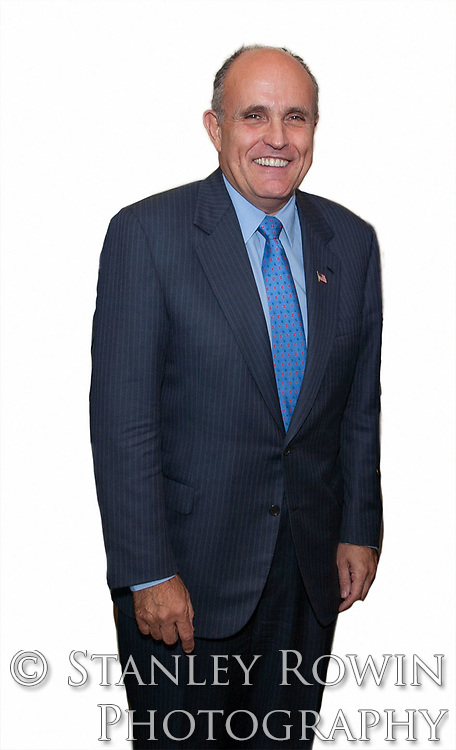 Rudolph William Louis Giuliani, politician, attorney, businessman, and public speaker who served as the 107th Mayor of New York City , currently acts as an consultant to President Donald Trump