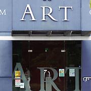 The exterior of Millenium Art Gallery,  Seymour St.,  Blenheim. New Zealand, 10th February 2011. Photo Tim Clayton