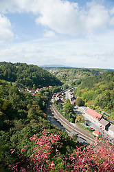 View of Rubeland