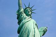 USA, NY, New york city, Manhattan Statue of Liberty