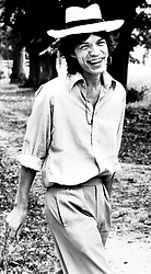 The Rolling Stones frontman Mick Jagger