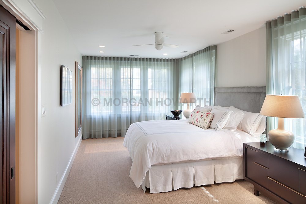 3819 Garfield Street, NW Washington, DC House architect design build Anthony Wilder Master Bedroom