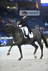 Zlatin Eyal, ISR, Bonzanjo<br /> Stuttgart - German Masters 2018<br /> © Hippo Foto - Stefan Lafrentz