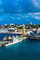 Festival Place, Nassau, The Bahamas.
