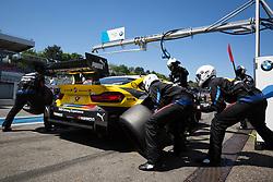 May 6, 2018 - Motorsports: DTM race Hockenheimring, Saison 2018 - 1. Event Hockenheimring, GER, Timo Glock, ( D, BMW Team RMG  (Credit Image: © Hoch Zwei via ZUMA Wire)