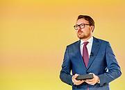 Koninklijke familie bij uitreiking Prins Claus Prijs 2018 aan de Market Photo Workshop; een cultureel platform en opleidingsinstituut in Johannesburg, Zuid-Afrika <br /> <br /> Royal family at the Prince Claus Award 2018 at the Market Photo Workshop; a cultural platform and training institute in Johannesburg, South Africa<br /> <br /> Op de foto / On the photo:  Prins Constantijn tijdens de uitreiking van de Grote Prins Claus Prijs 2018 / Prince Constantijn during the presentation of the Grand Prince Claus Award 2018