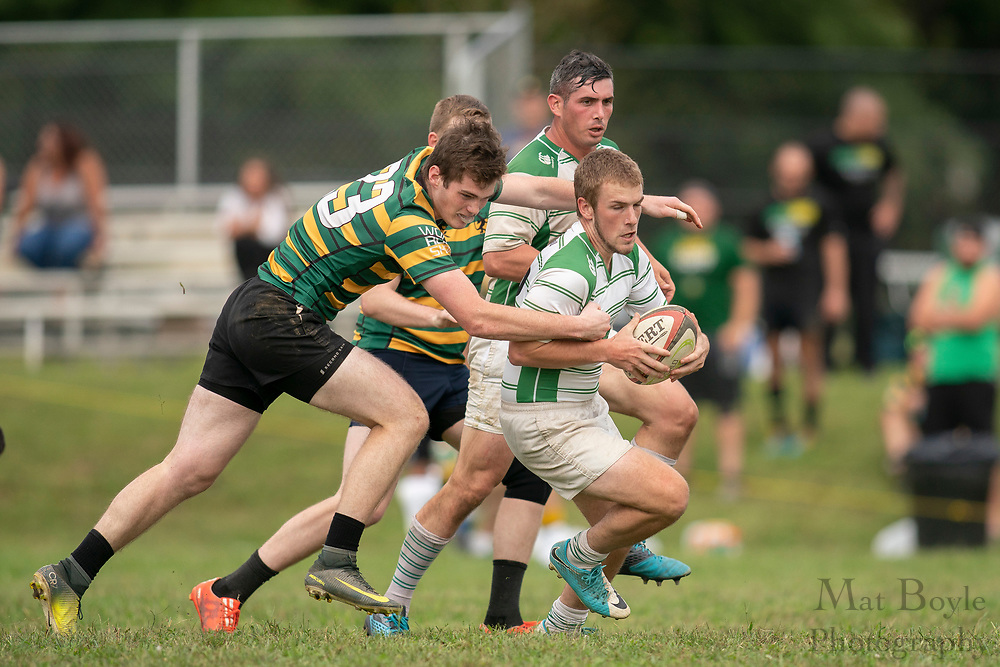 South Jersey Rugby vs Doylestown B-Side in Cherry Hill, NJ on Saturday September 22, 2018. (photo / Mat Boyle)