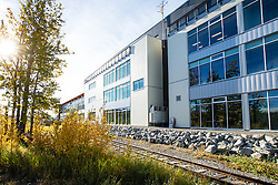 Waterfront Place in Whitehorse, Yukon: Architect: Northern Front Studio
