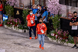 Withages Mariette, BEL<br /> Olympic Games Tokyo 2021<br /> © Hippo Foto - Dirk Caremans<br /> 21/07/2021