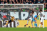 Gol Mario Mandzukic Juventus 1-1 Goal celebration <br /> Torino 29-09-2018 Allianz Stadium Football Calcio Serie A 2018/2019 Juventus - Napoli <br /> Foto Cesare Purini / Insidefoto