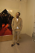 Ashley Walters. The London party on the Eve of the Baftas hosted by United Pictures and Variety to benefit Lepra. Sponsored by Steinmetz, Chatila jewellers, and E Entertainment. Spencer House. St. james's Place. London. 18 February 2006. ONE TIME USE ONLY - DO NOT ARCHIVE  © Copyright Photograph by Dafydd Jones 66 Stockwell Park Rd. London SW9 0DA Tel 020 7733 0108 www.dafjones.com