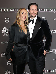2018 Baby2Baby Gala. 10 Nov 2018 Pictured: Sam Taylor Johnson, Aaron Taylor Johnson. Photo credit: Jaxon / MEGA TheMegaAgency.com +1 888 505 6342