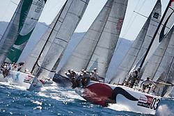 © Sander van der Borch. Cagliari - Italy, July 21th 2009. AUDI MEDCUP in Alicante (12/17 May 2009). Race 1,2 and 3.
