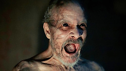 RELEASE DATE: June 9, 2017 TITLE:  It Comes At Night STUDIO: A24 DIRECTOR: Trey Edward Shults PLOT: Secure within a desolate home as an unnatural threat terrorizes the world, a man has established a tenuous domestic order with his wife and son. Then a desperate young family arrives seeking refuge. STARRING: DAVID PENDLETON as Bud. (Credit Image: © A24/Entertainment Pictures/ZUMAPRESS.com)