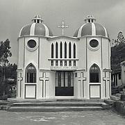 Senor de los Milagros Church, Tumbaco, Ecuador