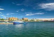Port w Gdyni.